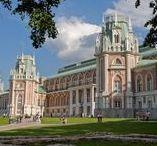 Tsaritsyno Palace