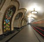 Moscow Metro / Metro must be a sweet sensation of Moscow!