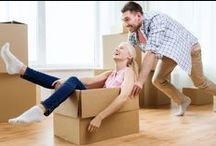 Moving Tips & Storage Solutions / Make moving into your CLV Group apartment a breeze with these moving tips and storage solutions. #nowyourehome