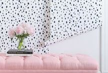 Valentine's Day Decor for Your Apartment / Spruce up your CLV Group apartment with a variety of Valentine's Day themed decor!