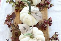 Thanksgiving Decor for Your Apartment / Get inspired and spruce up your CLV Group apartment for the giving season!