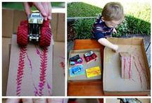 Fun Crafts to do with Kids!