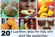 Fun Lunch Box Ideas for Kids