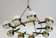 Chandilers + Wall Sconces / by Pipa Jackson