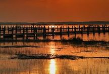 Chesapeake Bay & Eastern Shore / Virginia and Maryland Chesapeake Bay, and the Eastern Shore in Maryland, Virginia too. / by James Lawson