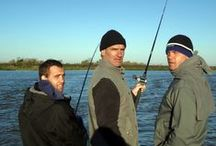 Pesca / Pesca con amigos