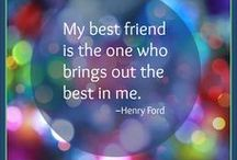 Friends & Friendship / At Heart2Shine we understand the power of loving and supportive friends. We're all friends ourselves! It's often said that friends are the family we choose. So here we're celebrating friends and the incredible power that true, honest and loving friendships can bring into our lives today. www.heart2shine.com