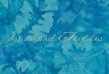 Blue for You / beautiful blue textiles
