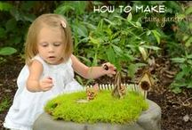 Fairy Gardens / The magic of a Fairy Garden fills your childs world with wonder & fun! Join us here for all things Fairy Garden!