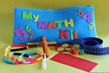 FUN Math Activities for Kids! / Fun ways to teach and learn Mathematics with young children!