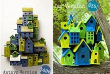 Bird House Inspiration