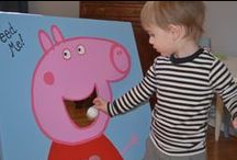 Peppa Pig Fun / We haven't met a single child that isn't completely & utterly in love with Peppa! Follow this board for fun crafts & activities all about her!