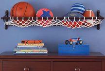 BOYS ROOM / Boys Home Decor