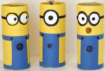 Paper Roll Crafts / Your one stop place for anything made from cardboard rolls!