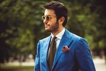 GET INSPIRED / Advice of style for matching your look with the Bespoke Dudes Eyewear