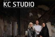 KC Studio Magazines / Advocating for the Performing, Visual, Cinematic and Literary Arts in Kansas City