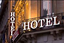 Hotels / Photo's of hotels and hotel deals