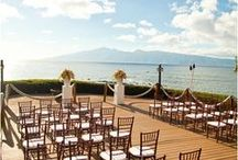Merrimans Maui Weddings / Merriman's Kapalua Maui Wedding Inspiration