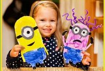 Minion Fun / We simply LOVE Minions! Follow us for awesome minion crafts, activities & MORE!