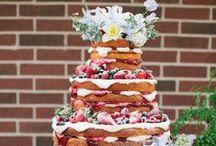 : Hochzeitskuchen - Wedding cake / Kuchen zur Hochzeit
