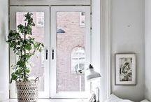 Interior spaces/cosy places