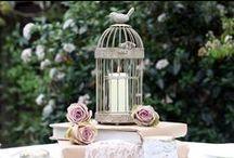 birdcages / flowers / • not for birds •