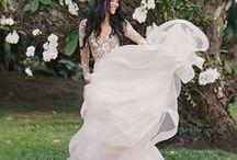 Maui Wedding Dress / Maui Wedding Dresses Photographed by Dmitri and Sandra Photography