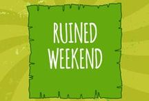 """Ruined Weekend / How about foreseeing a weekend full of catching up with sleep and peace, when all you know is only disaster looming large on your face. Travel with us to some of those fiasco weekends when you had felt, """"This is it!""""   For all of these reasons and many unspelt, we suggest only one option , Finch is an ideal weekend destination to get out of hock and save yourself from such disasters."""