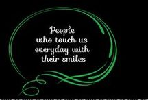 Everyday Smiles / Your life is managed by people within your homes and outside as well. These are people who are connected to you someway or the other. We see their relationship with us and how they touch our lives, everyday.