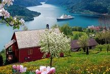 Travel Norway / All About travelling in Norway