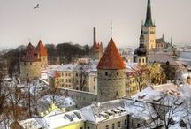 Travel Estonia / All About travelling in Estonia