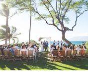 Maui Wedding Venues / Gorgeous Maui wedding venues photographed by Dmitri and Sandra Photography