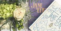 Sister  Brontë / My lovely books.
