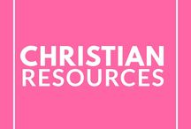 Christian Resources / Suggested Christian books, articles, advice, and resources for women.