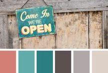 colors / by Barbara Moriel