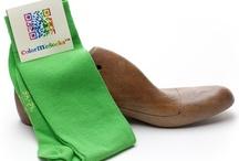 Casual Socks by ColorMeSocks™ / Casual Sokken gemaakt van Indiase katoen, Oeko-tex gecertificeerd, voor hem en voor haar.  De kwaliteit van de katoenen garens, de elasticiteit en de unieke pasvorm vormen de basis voor een product met een zeer prettig draagcomfort.  Een sok van hoogwaardige kwaliteit, geproduceerd in Frankrijk.         -  78% Katoen         -  20% Polyamide         -   2%  Elastan