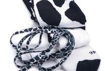 Socks and Laces Combi by ColorMeSocks™ / Sokken met bijpassende veters!