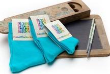 Kids Socks / Sokjes gemaakt van Indiase katoen, Oeko-tex gecertificeerd. De kwaliteit van de katoenen garens, de elasticiteit en de unieke pasvorm vormen de basis voor een product met een zeer prettig draagcomfort. Een sok van ho0gwaardige kwaliteit, geproduceerd in Frankrijk.         -  78% Katoen         -  20% Polyamide         -   2%  Elastan
