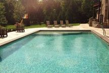 In-ground Pools  / In-ground concrete, fiberglass, and vinyl liner pools