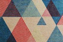 patterns / by Barbara Moriel