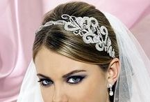 **Bridal Hairstyles and Accessories Part 1 / by AngieM81