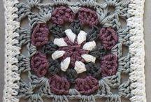 Crochet / Crochet motifs and garments