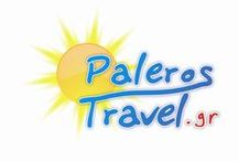 Paleros Travel / Paleros Travel Services Accommodation in Paleros - Rent a car - Rent a boat - Rent scooters & bikes - Daily cruises  to Ionian Islands - Excursions -Transportation www.palerostravel.gr