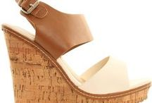 ♡♡ Wedge High. ♡♡ / Fashion Wedges, Boots.
