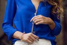 Fashion - sapphire