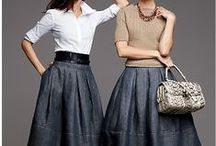 Fashion - skirts, shorts & dresses / by Mewa