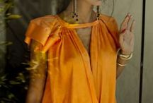 Fashion - Yellow & Orange