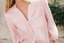 Fashion - pink & salmon