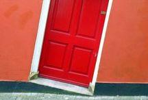 architettura porte / - porte esterne - porte interne - maniglie - aperture