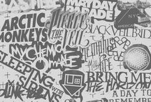 band stuff / Om&m, ptv, sws, bmth, the used, falling in reverse, my chemical romance, and more ; cute bromances, funny stuff, band guys, etc  (mostly austin and oli tbh) / by Rachel Brown